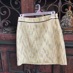 Mini skirt Banana Republic size OP